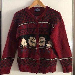 Woolrich womens sweater.